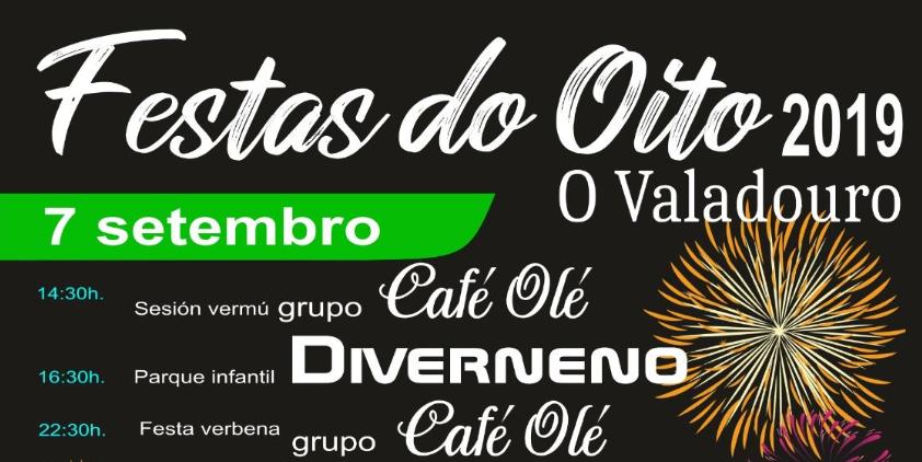 FESTAS DO OITO 2019