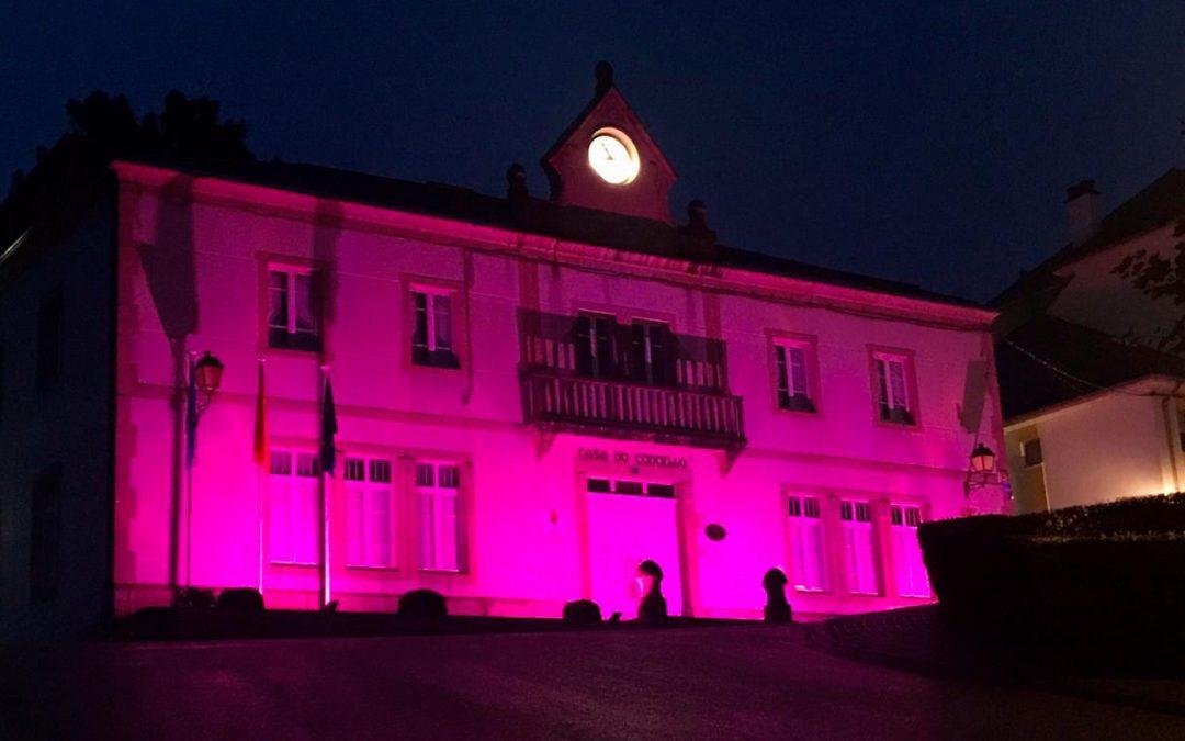19 de outubro Día Internacional Contra o Cancro de Mama