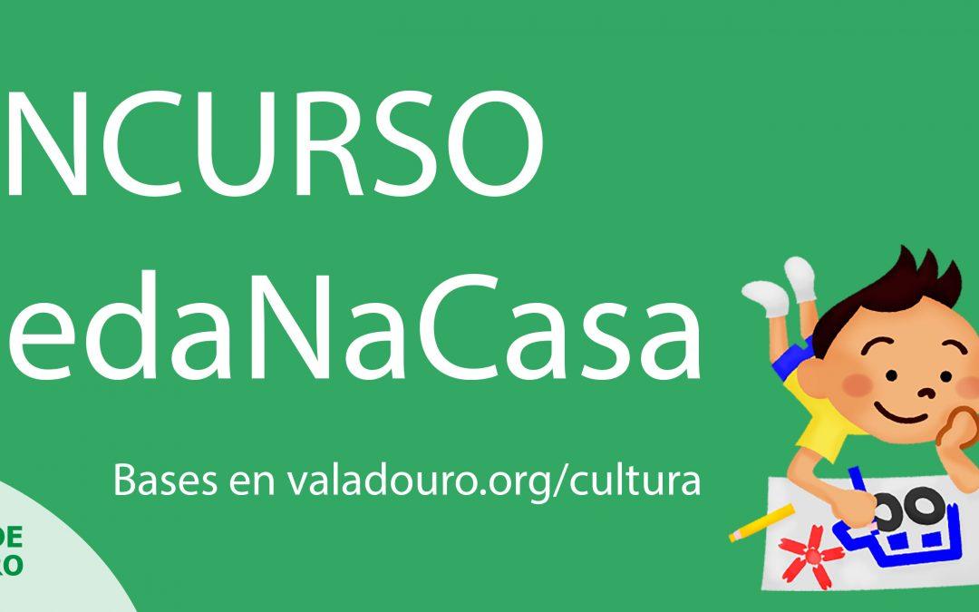 I Concurso #QuedaNaCasa
