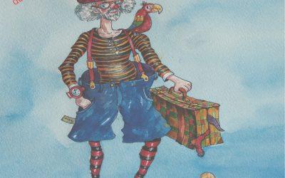Monicreques: «Xan Perillán e a maleta máxica»